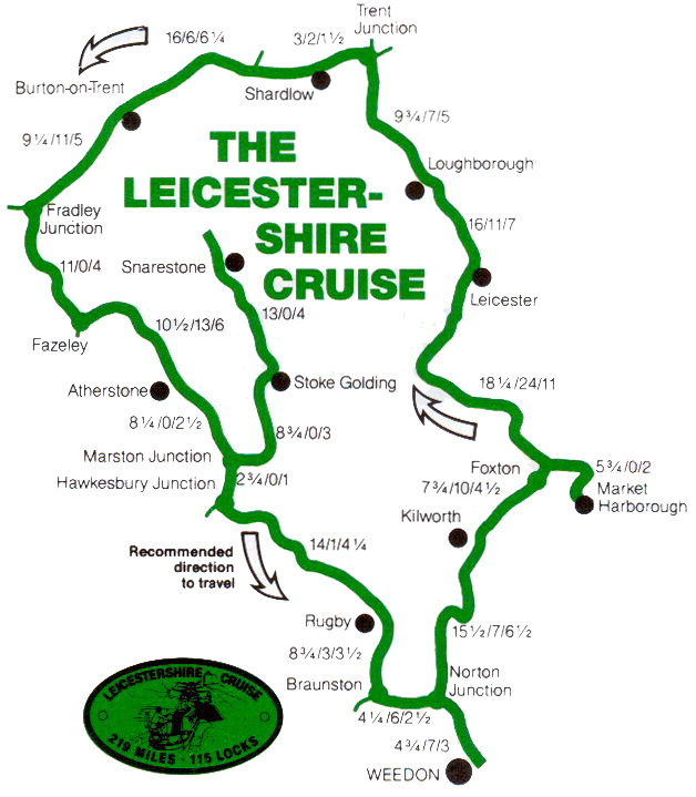 Leicestershire Cruise